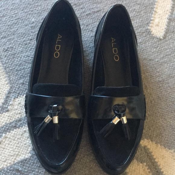 07e21205a10 Also black tassel loafers